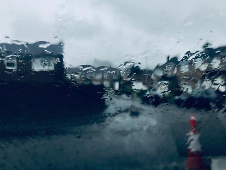 Surveillance in the Rain