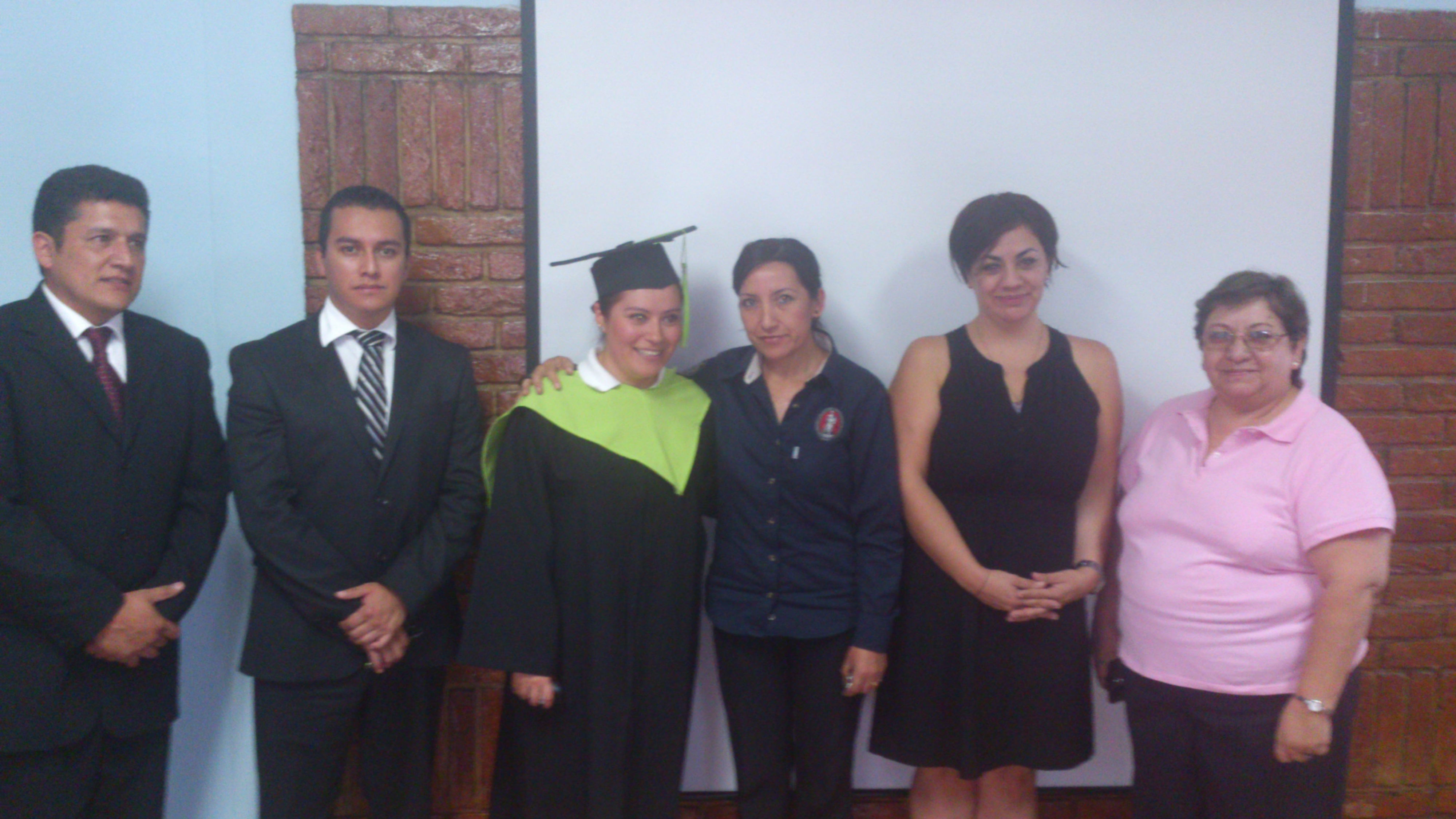 Titulación Mayra