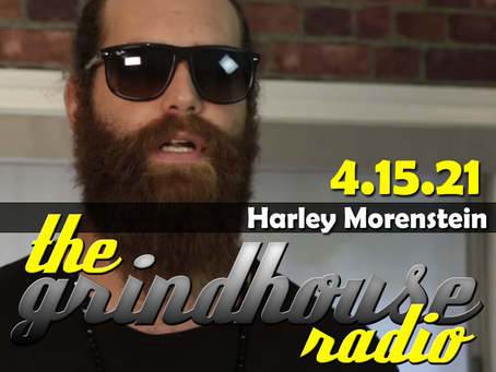 Youtube Star Harley Morenstein Joins The Grindhouse Radio