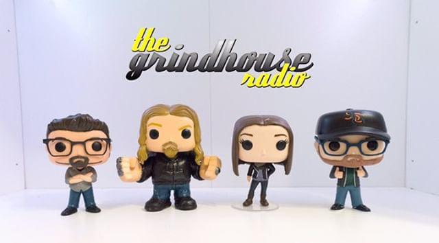 The Grindhouse Radio Funko Pops