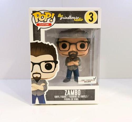 Zambo Funko Pop!