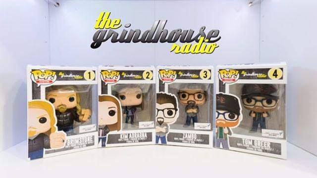 The Grindhouse Radio Funko Pops