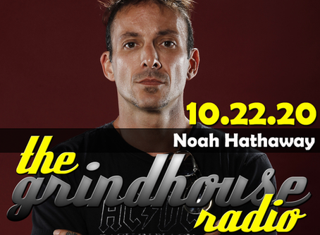 NeverEnding Story's 'Atreyu' Noah Hathaway Joins The Grindhouse Radio