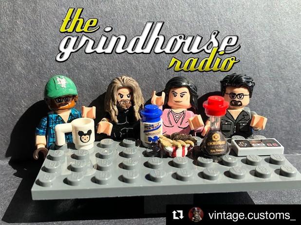 The Grindhouse Radio Lego People