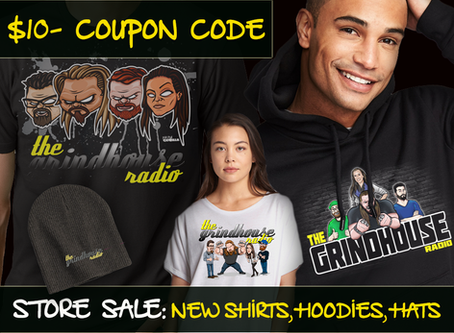 SHOP GHR: NEW Items in the Store