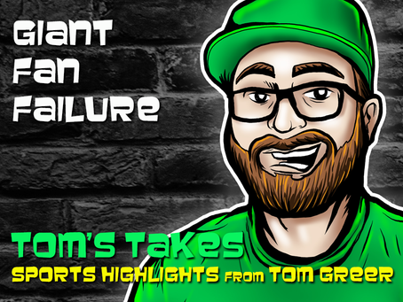 Tom's Takes: Giant Fan Failure