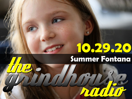 'The Originals' Summer Fontana Joins The Grindhouse Radio