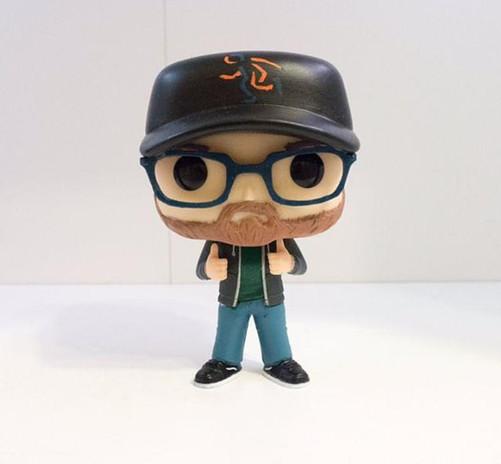 Mr. Greer Funko Pop!