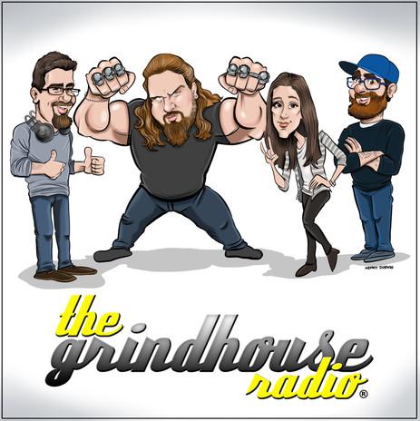 The Grindhouse Radio Crew