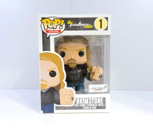 Brimstone Funko Pop!