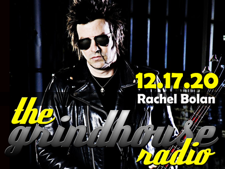 'Skid Row' Bassist Rachel Bolan Joins The Grindhouse Radio