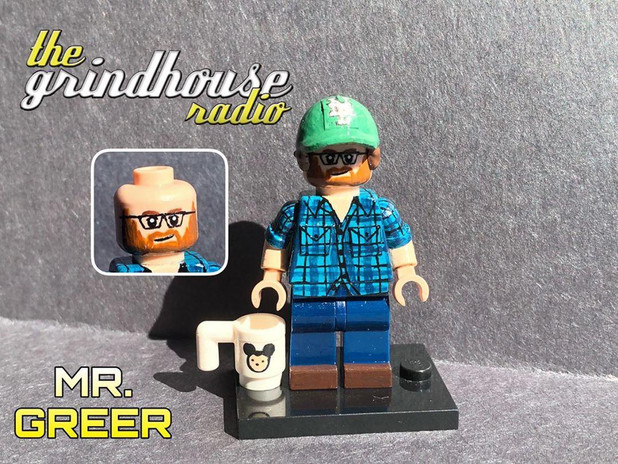 Tom Greer Lego Person