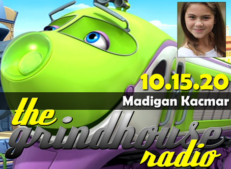 Disney Jr.'s Madigan Kacmar Joins The Grindhouse Radio