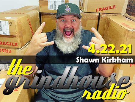 Skybound Entertainment Shawn Kirkham Joins The Grindhouse Radio