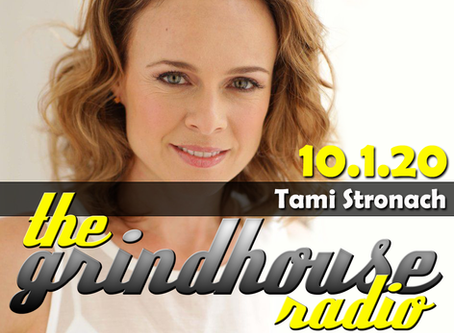 Actress Tami Stronach Joins The Grindhouse Radio