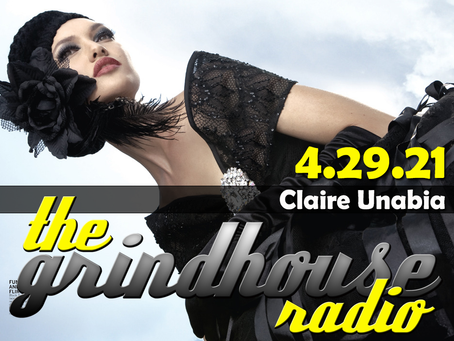 Claire Unabia from Westworld Joins The Grindhouse Radio