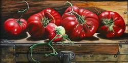 5 Heirloom Tomatoes