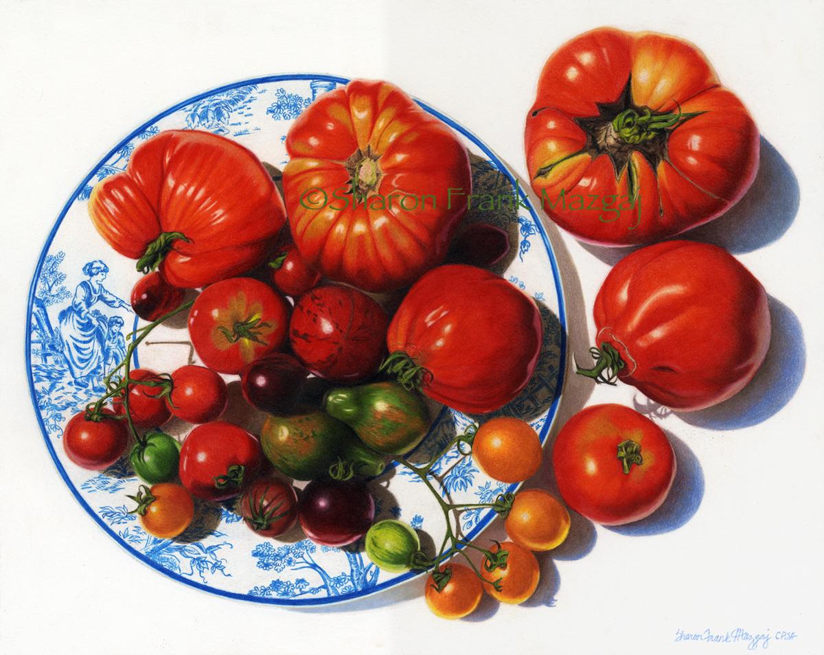 Heirloom Tomatoes 2