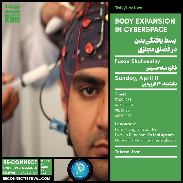Body expansion in cyberspace