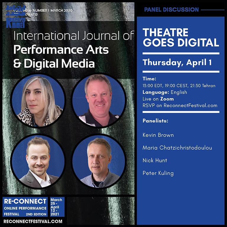 Theatre Goes Digital