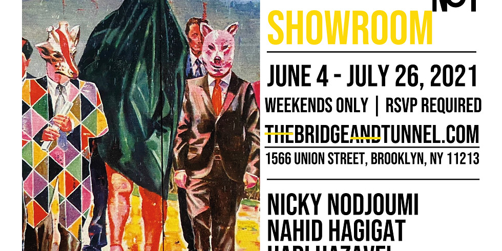 SHOWROOM No.1 - Fri June 4