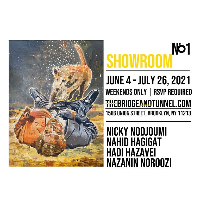 SHOWROOM No.1 - Sun June 6