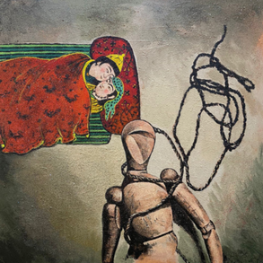 Lovers and Rope, 2015