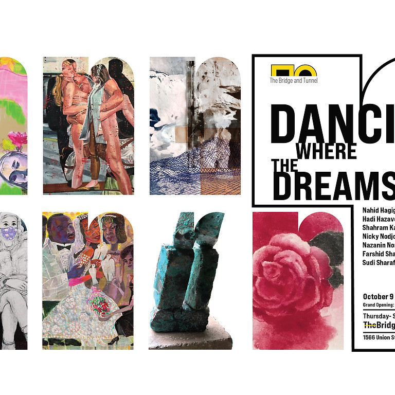 Grand Opening & Inaugural Exhibition: Dancing Where the Dreams Live