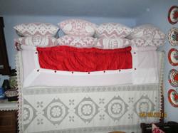 Kalotaszegi vetett ágy