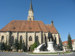 Kolozsvár főtere