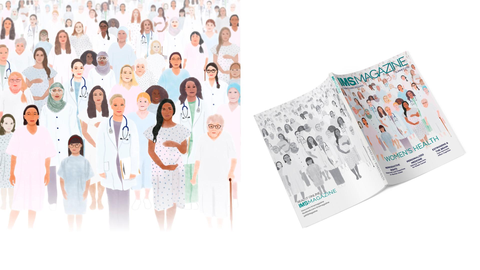 Women's Health · Santé chez les femmes