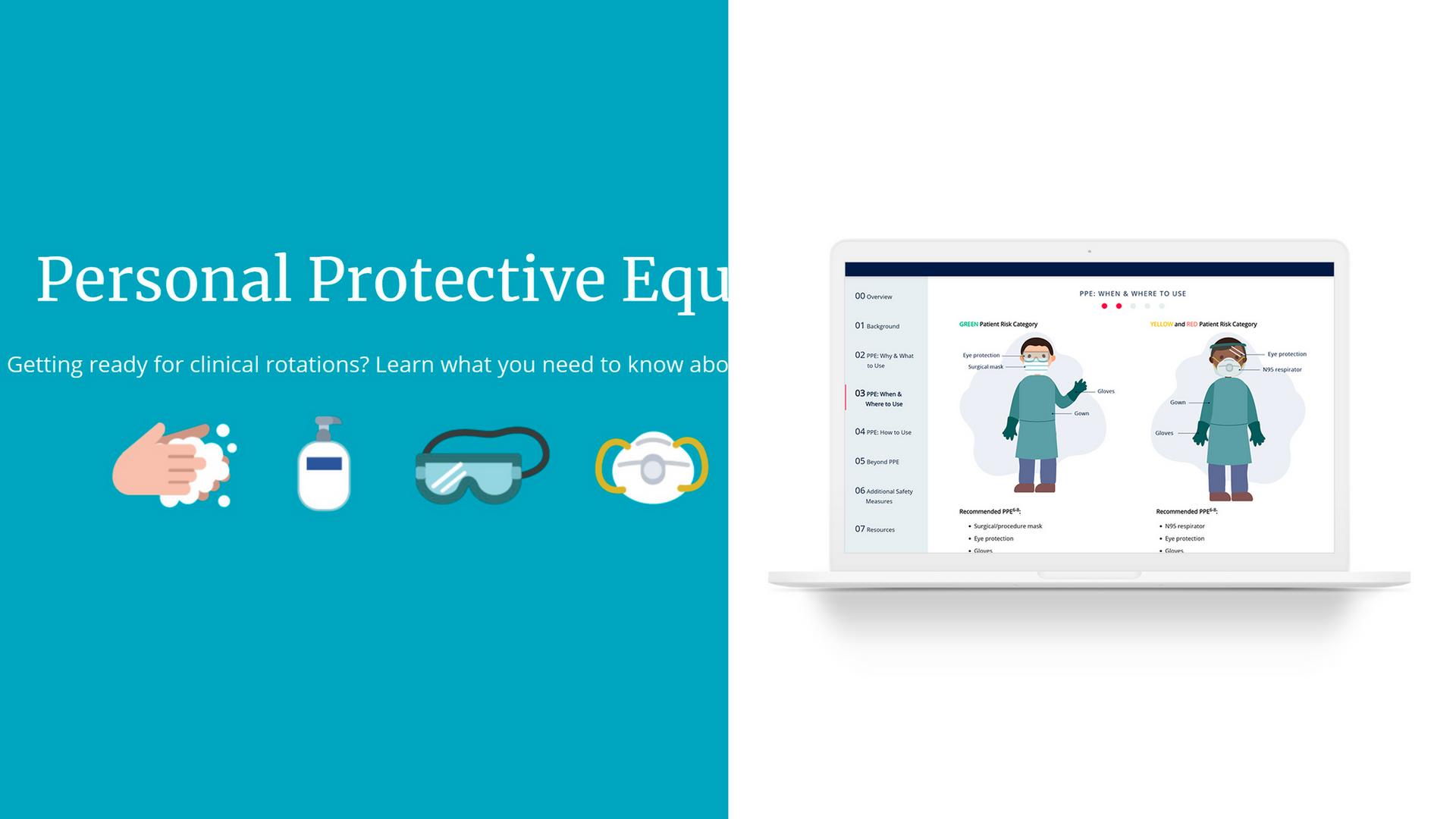 Personal Protective Equipment · Équipements de protection individuelle