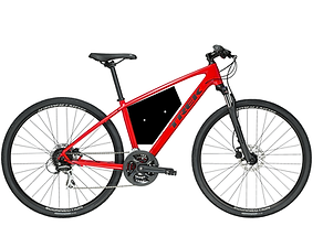 Trek DS2 Red Hybrid