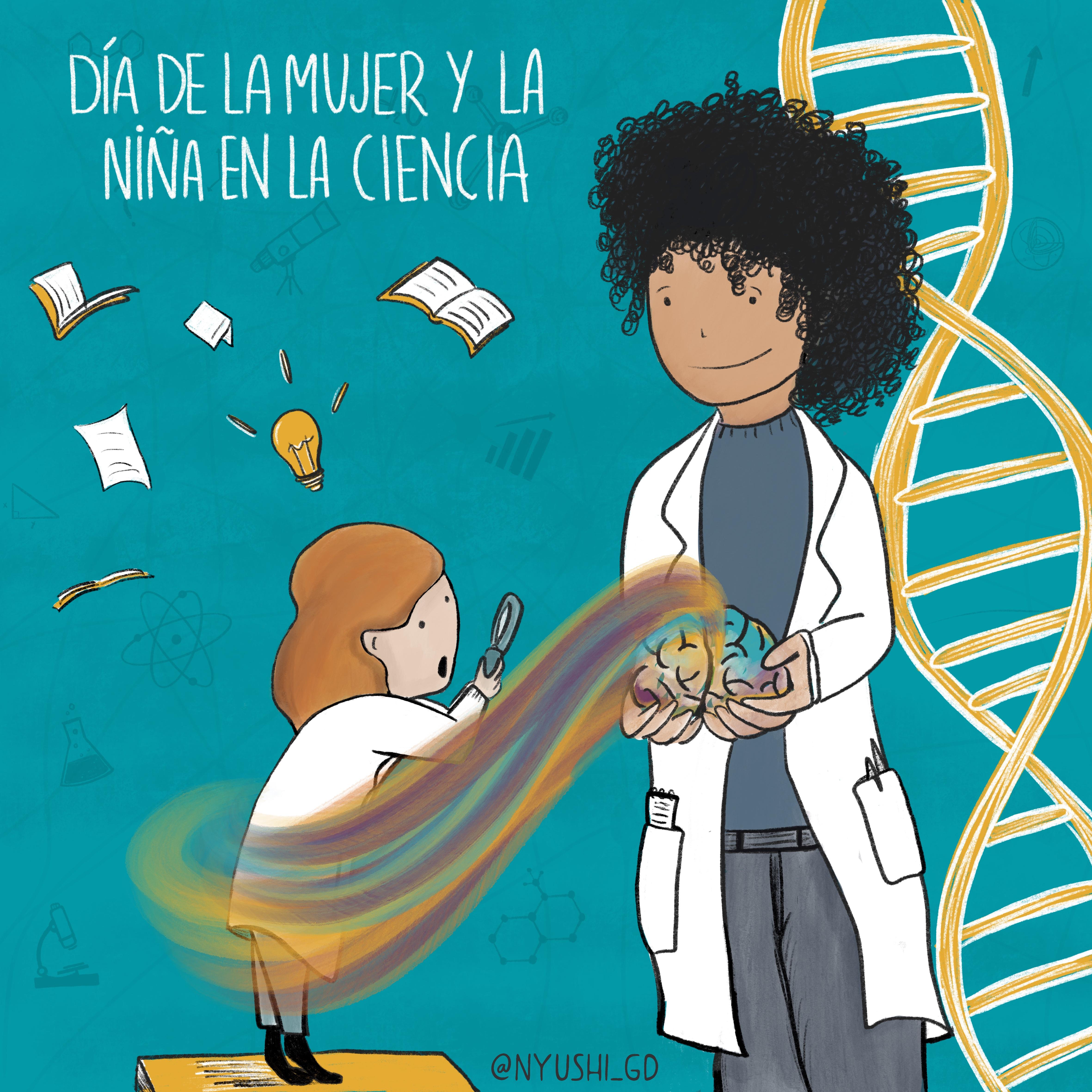 Dia de la dona i la nena a la ciència