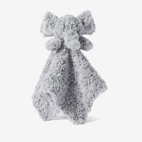 Elephant Swirl Security Blanket by Elegant Baby