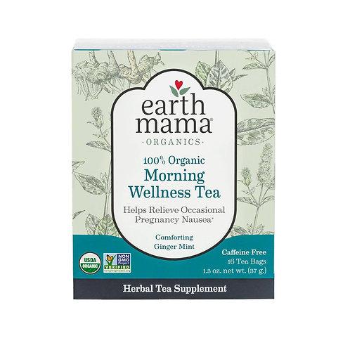 Morning Wellness Tea by Earth Mama Organics