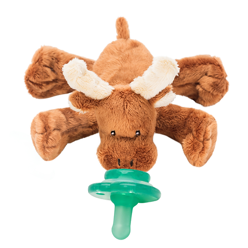 Paci-Plushies Buddies – Marley Moose