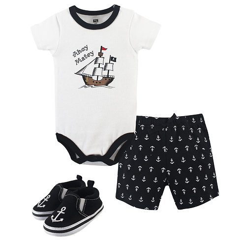 ahoy matey pirate outfit