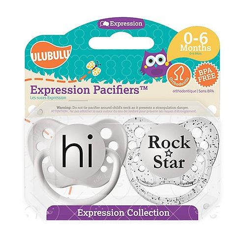 hi & Rock Star - Expressions Collection