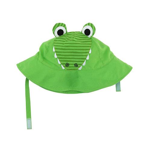 Alligator Sun Hat for Baby