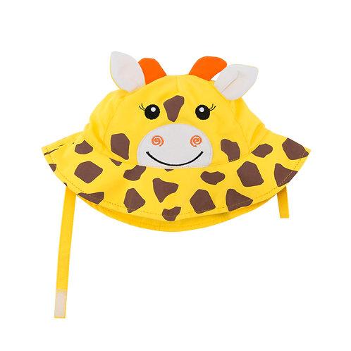 Giraffe Sun Hat for Baby