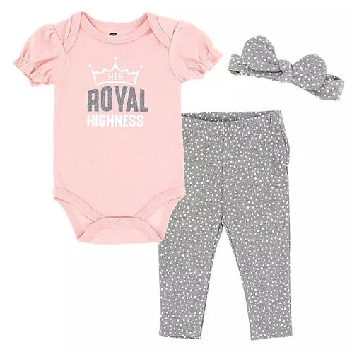 Her Royal Highness outfit by Bon BeBe
