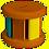 Thumbnail: Plan Toys Pastel Roller