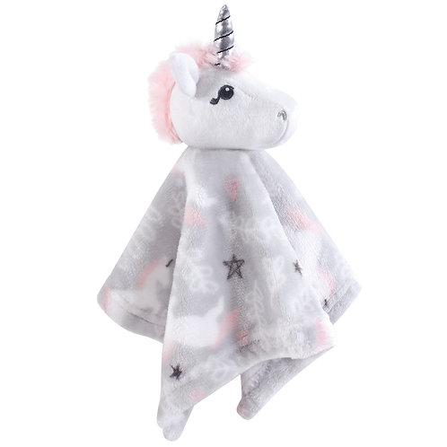Hudson Baby Whimsical Unicorn Security Blanket
