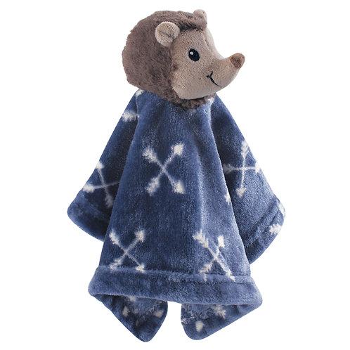 Hudson Baby Hedgehog Security Blanket