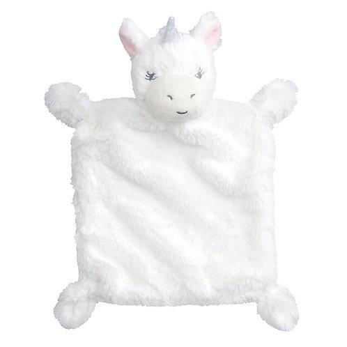 Unicorn Flatso Blankie by Elegant Baby