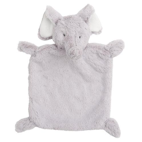 Elephant Flatso Blankie by Elegant Baby