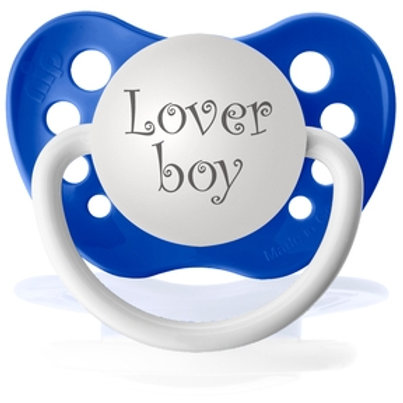 Lover Boy Pacifier