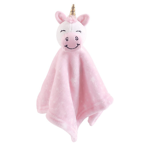 Hudson Baby Unicorn Security Blanket