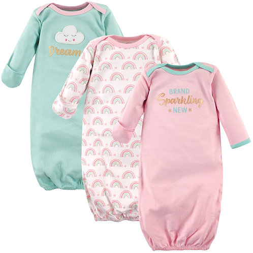 Brand Sparkling New Infant Gowns by Luvable Friends
